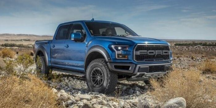 What to Look for in All Terrain Tires for Ford F150